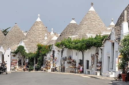 City break Alberobello-Bari, Italia