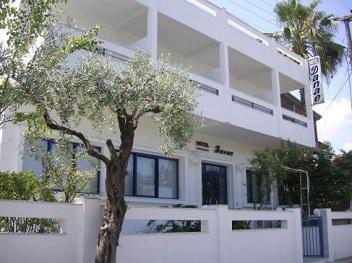 Hotel Danae Limenas Thassos | 365 Vacante