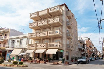 Iris Hotel Boutique*** Loutra Edipsos
