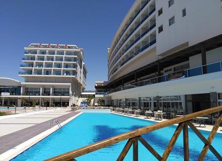 Kahya Resort Aqua Spa (Alanya) | 365 Vacante