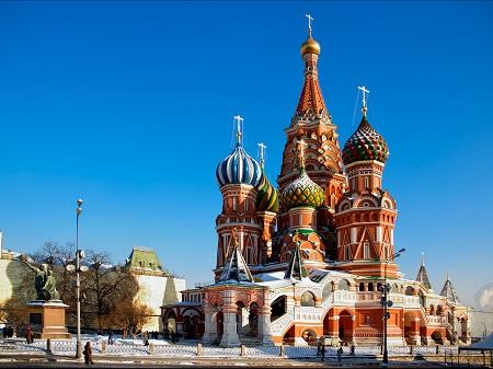 City Break Moscova