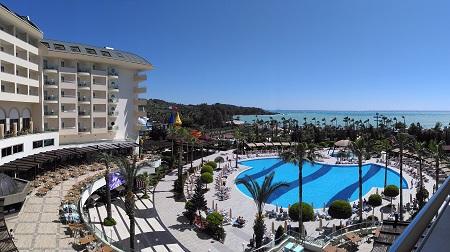 Saphir Resort (Alanya) | 365 Vacante