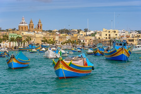 City break MALTA 2018