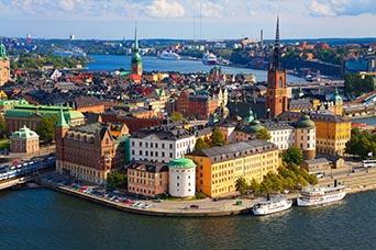 Stockholm si Croaziera pe Marea Baltica