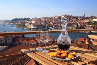 Primavara in tara vinurilor si a muzicii fado, Portugalia